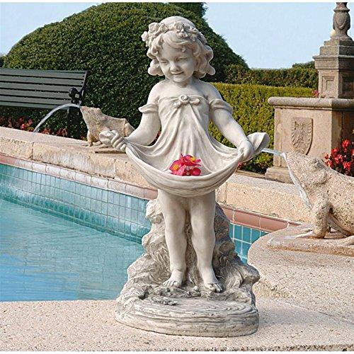 - Design Toscano Abigail's Bountiful Apron Statue