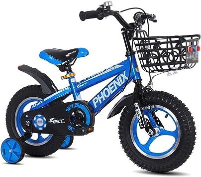 Bicicletas Para Niños 2-4-6-8 Años Niños Chico Niña Triciclo Infantil Regalo De Los Niños: Amazon.es: Deportes y aire libre