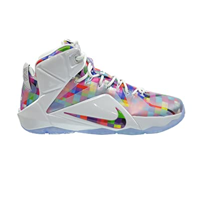 big sale 6f6e6 7e543 germany lebron 12 ext prism footlocker 3e752 2e13f  discount code for nike  lebron xii ext finish your breakfast mens shoes multi color university red
