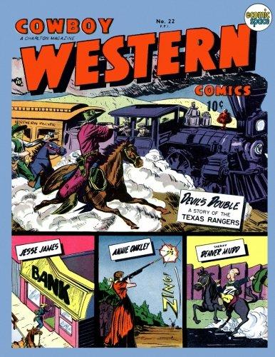 Download Cowboy Western Comics #22 pdf