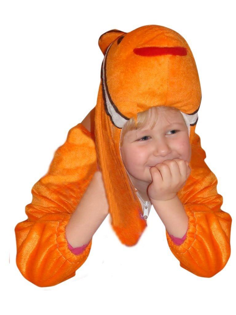 J22 Tama/ño 2-3 a/ños de disfraces pescado para beb/és y ni/ños peque/ños c/ómodo de llevar en la ropa normales
