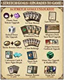 Build cities, raise armies, defeat your enemies in this one to four player card game based in the world of Pillars of Eternity. See KS Site for all the details of this DELUXE edition!