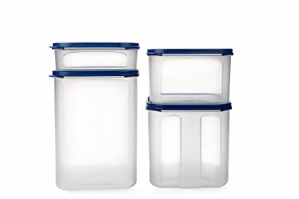 Amazoncom Food Storage Containers Set of 4 SignoraWare Dry Food