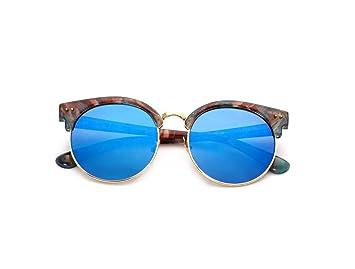 GSHGA Neue Art Und Weise Driving Polarisierte Sport-Sonnenbrille Farbe Sonnenbrille-Männer Und Frauen Universal-,Shellpowderreflex