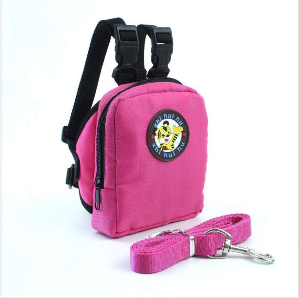 Zll Pet Saddle Bag Mini Mochila Porta Perros Ajustable con ...