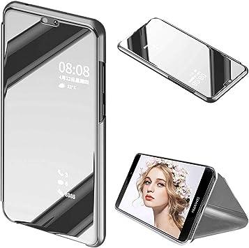 MOIKY - Funda con tapa para Huawei Mate 9 Lite: Amazon.es: Electrónica