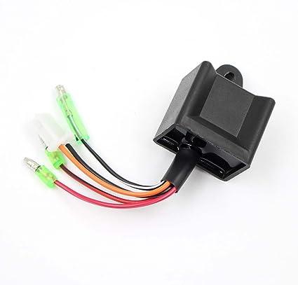 61BVC51bNtL._SX425_ amazon com goodeal ignition cdi box for polaris scrambler sportsman