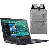 Acer 2020 Aspire 1 14 Inch FHD 1080P Laptop, Intel Celeron Dual-Core N4000, 4GB DDR4, 64GB eMMC, Office 365 Personal 1…