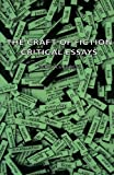 Craft of Fiction Critical Essays, Percy Lubbock, 1406794392