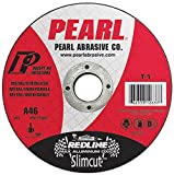 Pearl Redline 4 1/2'' x .045 x 7/8'' Cut-Off Wheels (Pack of 25)