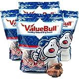 ValueBone USA Beef Knee Cap Dog Chews, 100 Count