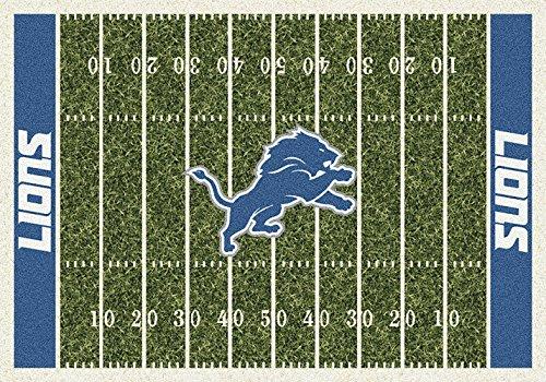 Detroit Lions Team Football Mat - 3