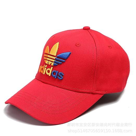 xiaochicun Sombrero Femenino Verano versión Coreana NY Caps ...