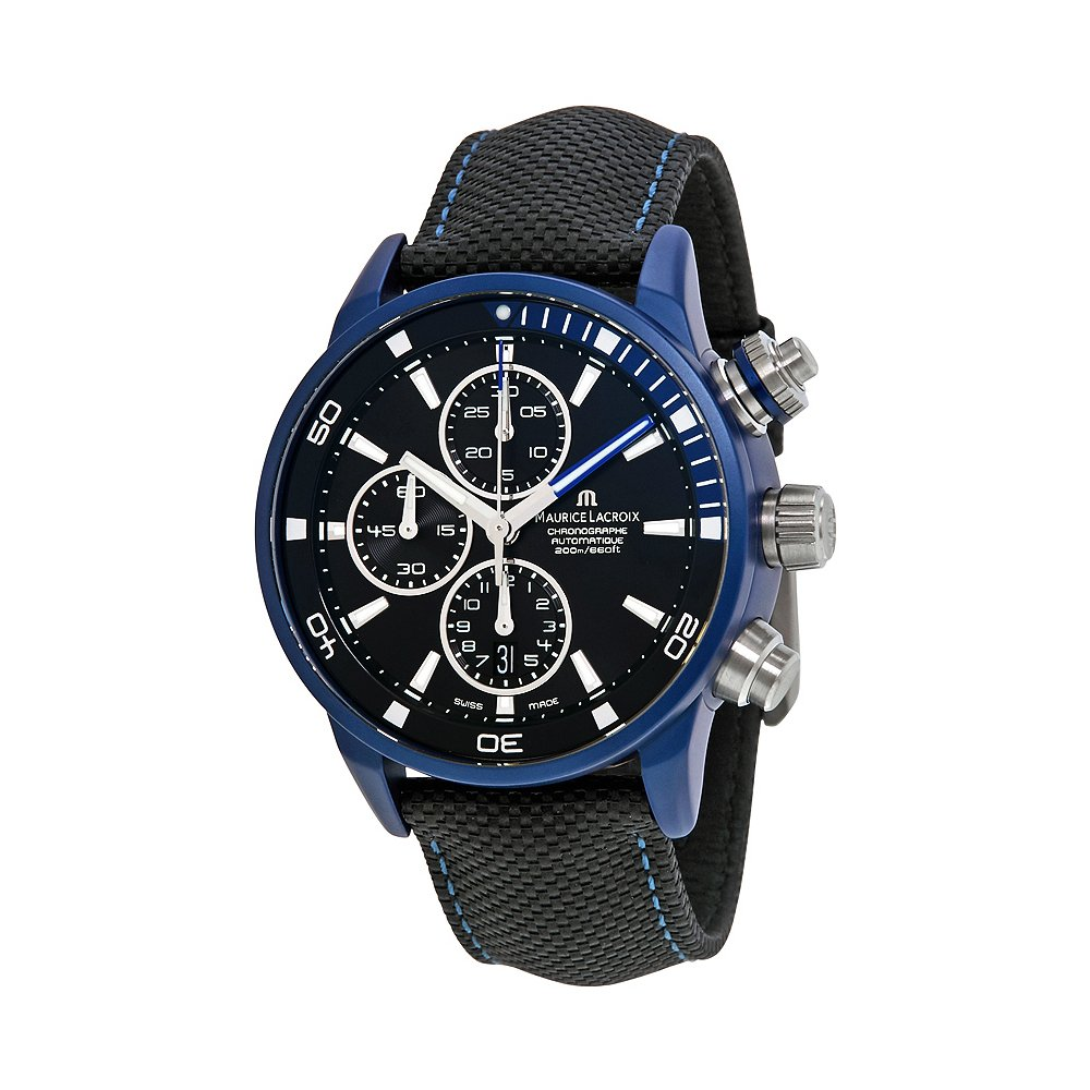 Maurice Lacroix Pontos S, Outstanding, Automatic, Chronograph
