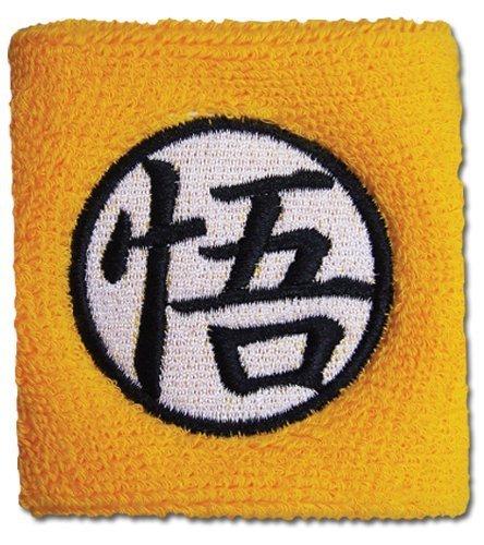 Dragon Ball Z Goku symbol wristband (Goku Wristband)