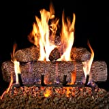 Peterson Real Fyre 24-inch Live Oak Log Set With