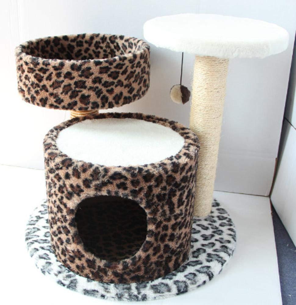 Hexiansheng Cat Climb Trees Cat Tree Cat Furniture Pet Supplies 50  50  54cm