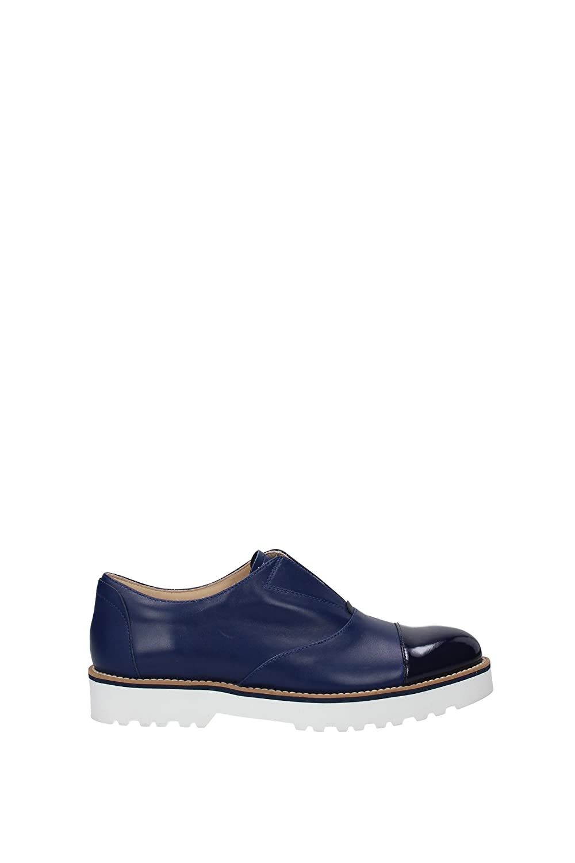 Hogan - Zapatos de cordones para mujer azul turquesa 40|turquesa