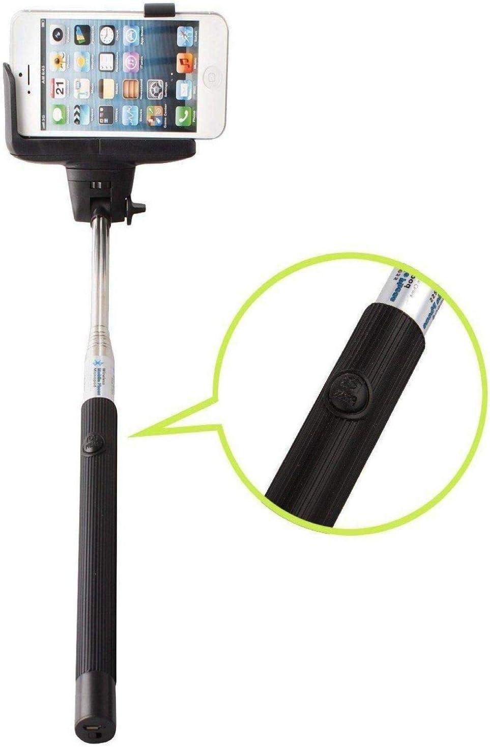 Polaroid Extendable Bluetooth Monopod Selfie Stick