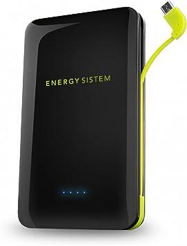 Energy Sistem - Batería externa portátil (10000mAh, para tabletas ...