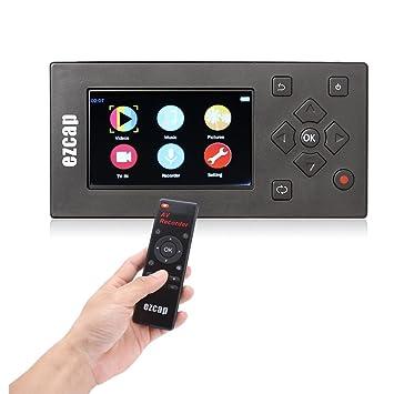 EZCAP grabador de captura de vídeo/audio, pantalla 720 P HD ...