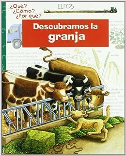 Descubramos la granja (Spanish) Hardcover – 2003