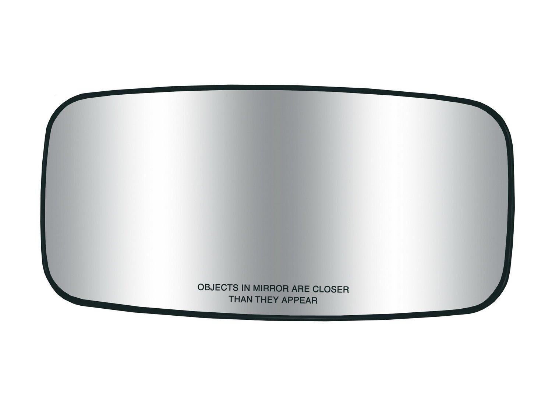 CIPA 02000 COMP Universal 7'' x 14'' Marine Mirror by CIPA