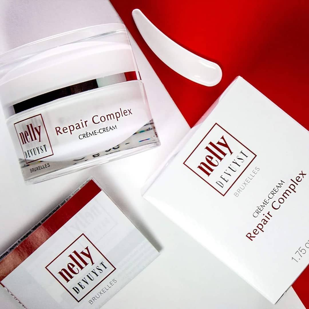 Nelly De Vuyst Organic Repair Complex Cream