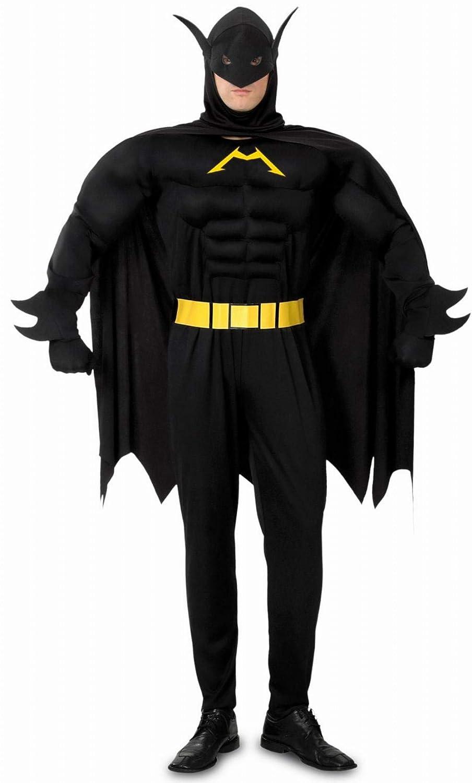 Disfraz de Murciélago Musculoso para hombres en varias tallas: Amazon.es: Juguetes y juegos