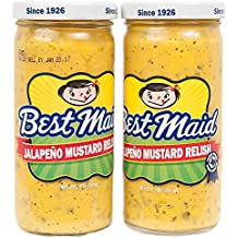 Best Maid Jalapeno Mustard Relish
