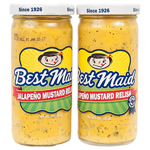 Best Maid Jalapeno Mustard Relish