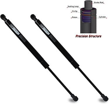 Tailgate Trunk Lift Support Rod Shock Gas Spring For Smart Fortwo 113000013 New