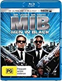 Men in Black 4K UHD Blu-ray / Blu-ray | Will Smith, Tommy Lee Jones | NON-USA Format | Region B Import - Australia