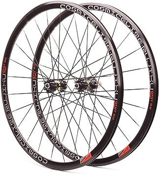 Juego Ruedas Bicicleta 700C para Bicicleta Carretera 1755g Llanta ...