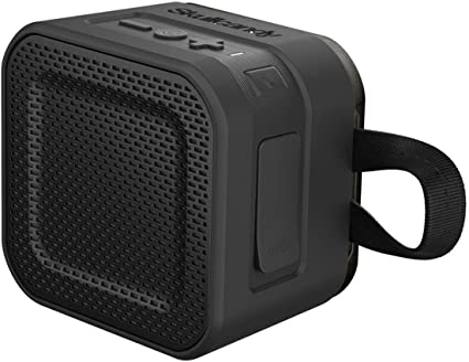 Skullcandy Barricade Mini Bluetooth Wireless Portable Speaker, Black ... 69f1ec2d73