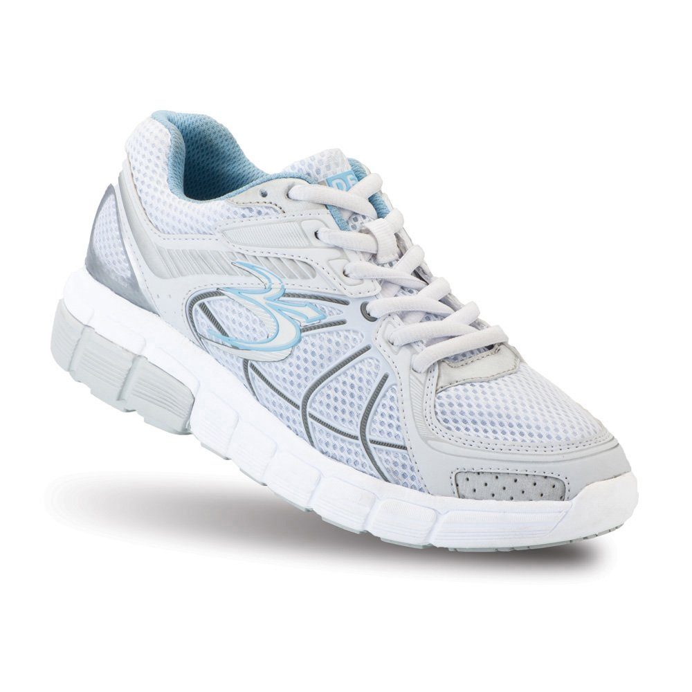 Gravity Defyer Women's G-Defy Super Walk Athletic Shoes B00B5I14PG 8.5 M US|Blue, White