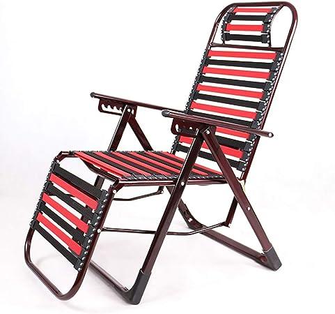 caoutchouc chaise pliante