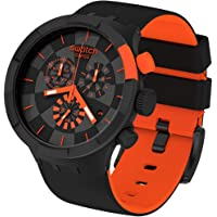 Reloj Swatch Big Bold Chrono SB02B402 Checkpoint Red