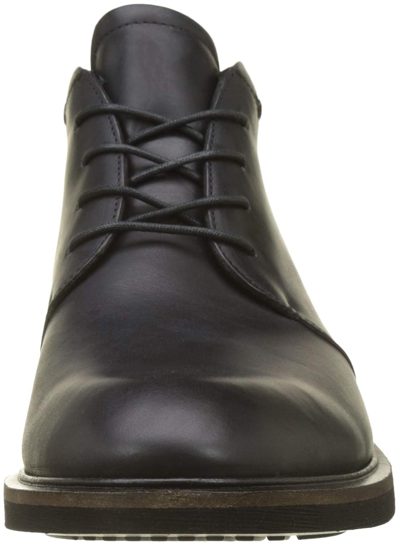 Ecco Chukka Herren Vitrus Ii Chukka Ecco Boots Schwarz (Black 2001) 898451