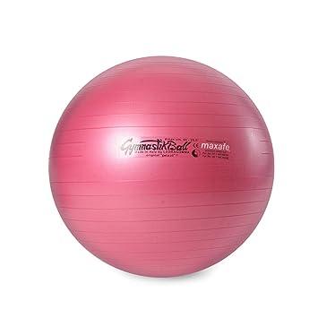 Pezzi Ball Maxafe - Pelota para fitness (65 cm), color fucsia ...
