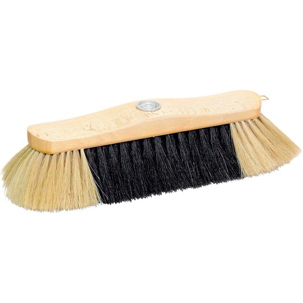Homexpert Wood House Broom, Brown 340130
