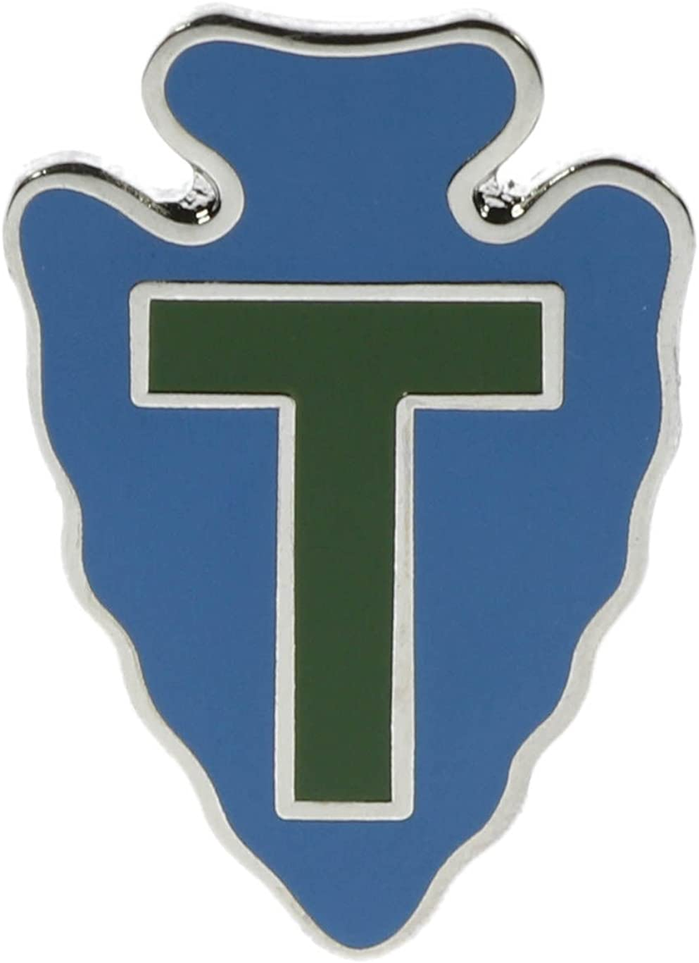 US Army 36th Infantry Division Arrowhead Texas Hat or Lapel Pin H15429D60
