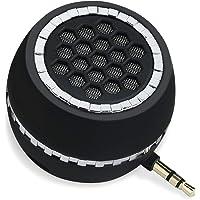 Color You Draagbare luidspreker, mini-telefoon-luidspreker met 3,5 mm AUX-audio-interface in helder bas-micro-USB…