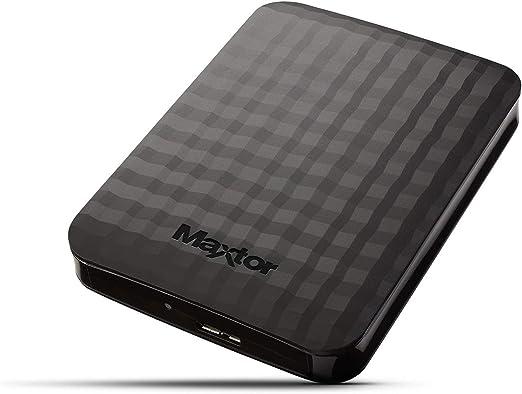 Maxtor 2TB External Hard Drive