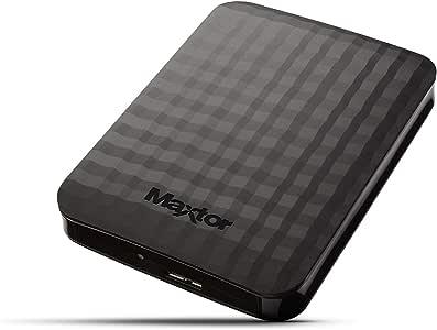 """Seagate Maxtor M3 - Disco Duro Externo (4000 GB, 2.5"""", 3.0 (3.1 Gen 1), Negro)"""