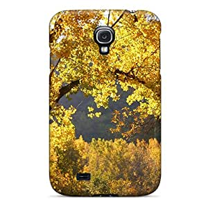 S4 Scratch-proof Protection Case Cover For Galaxy/ Hot Autumn Season Phone Case