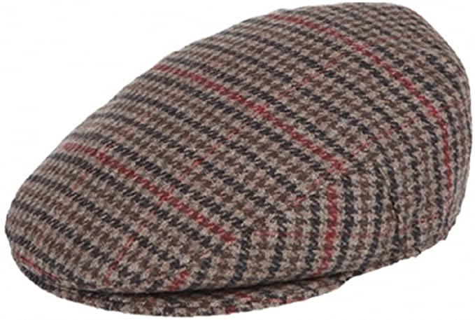 f0364b8a6e1 Men s Premium Wool Blend Classic Flat Ivy Newsboy Collection Hat (Medium