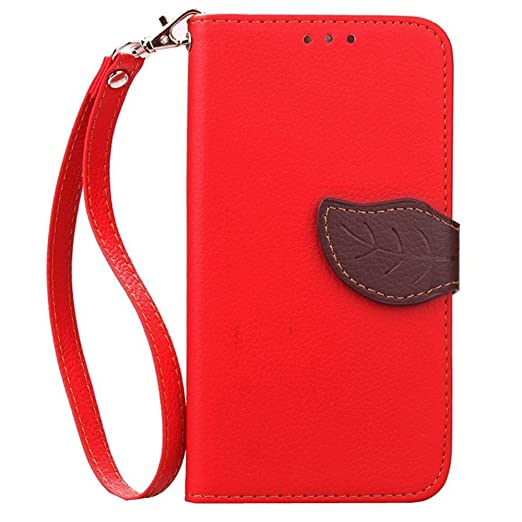 16 opinioni per HUANGTAOLI Custodia in pelle Protettiva Portafoglio Flip Case Cover per Motorola