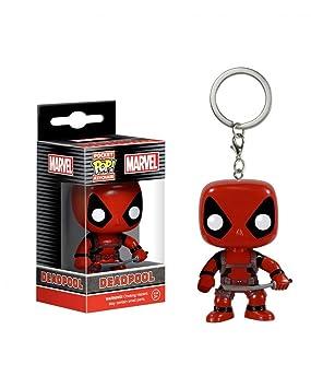 Horror-Shop Deadpool llaveros POP: Amazon.es: Juguetes y juegos