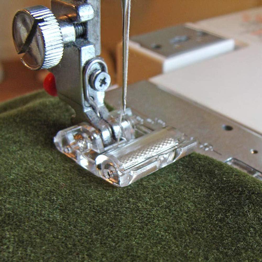 Prensatelas para máquina de coser LNKA Snap on Roller para Singer ...